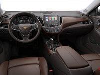 2017 Chevrolet Malibu LT | Photo 3 | Dark Atmosphere/Loft Brown Leather