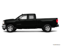 2017 Chevrolet Silverado 1500 LT | Photo 1 | Black