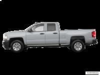 2017 Chevrolet Silverado 1500 WT | Photo 1 | Silver Ice Metallic