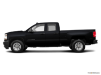 2017 Chevrolet Silverado 1500 WT | Photo 1 | Black