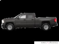 2017 Chevrolet Silverado 1500 WT | Photo 1 | Graphite Metallic