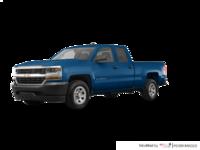 2017 Chevrolet Silverado 1500 WT | Photo 3 | Deep Ocean Blue Metallic