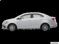 2017 Chevrolet Sonic LT | Photo 1 | Silver Ice Metallic