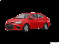 2017 Chevrolet Sonic LT | Photo 3 | Red Hot