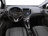 2017 Chevrolet Sonic LT | Photo 3 | Dark Pewter/Dark Titanium Deluxe Cloth