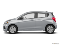 2017 Chevrolet Spark LS | Photo 1 | Silver Ice Metallic