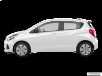 2017 Chevrolet Spark LS | Photo 1 | Summit White
