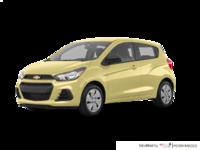 2017 Chevrolet Spark LS | Photo 3 | Brimstone