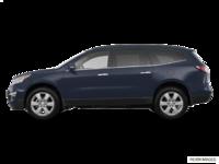 2017 Chevrolet Traverse 1LT | Photo 1 | Bllue Velvet Metallic