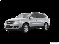 2017 Chevrolet Traverse 1LT | Photo 3 | Silver Ice Metalllic