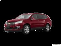2017 Chevrolet Traverse 1LT | Photo 3 | Siren Red