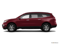 2017 Chevrolet Traverse 2LT | Photo 1 | Siren Red