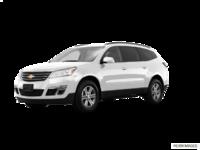 2017 Chevrolet Traverse 2LT | Photo 3 | Summit White