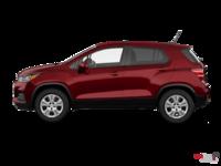 2017 Chevrolet Trax LS | Photo 1 | Crimson Metallic