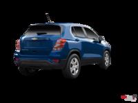 2017 Chevrolet Trax LS | Photo 2 | Blue Topaz Metallic