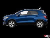 2017 Chevrolet Trax LT | Photo 1 | Blue Topaz Metallic