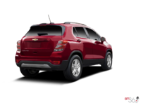 2017 Chevrolet Trax LT | Photo 2 | Crimson Metallic