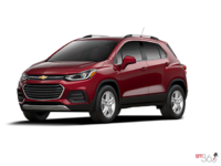 2017 Chevrolet Trax LT | Photo 3 | Crimson Metallic