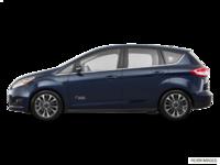 2017 Ford C-MAX ENERGI TITANIUM | Photo 1 | Kona Blue