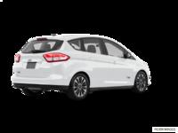 2017 Ford C-MAX ENERGI TITANIUM | Photo 2 | White Platinum