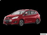 2017 Ford C-MAX ENERGI TITANIUM | Photo 3 | Ruby Red