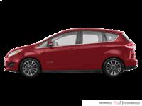 2017 Ford C-MAX HYBRID TITANIUM | Photo 1 | Ruby Red