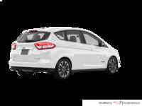2017 Ford C-MAX HYBRID TITANIUM | Photo 2 | White Platinum