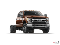 2017 Ford Chassis Cab F-350 XLT | Photo 3 | Bronze Fire