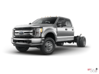 2017 Ford Chassis Cab F-350 XLT | Photo 1 | Ingot Silver