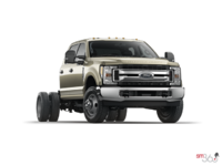 2017 Ford Chassis Cab F-350 XLT | Photo 3 | White Gold