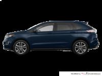 2017 Ford Edge SPORT | Photo 1 | Blue Jeans Metallic