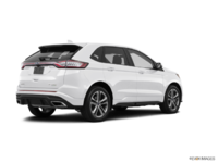 2017 Ford Edge SPORT | Photo 2 | White Platinum Metallic