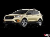 2017 Ford Escape S | Photo 3 | White Gold