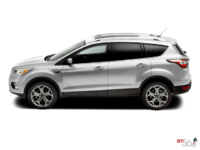 2017 Ford Escape TITANIUM   Photo 1   Ingot Silver