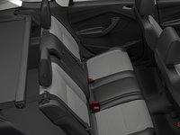 2017 Ford Escape TITANIUM   Photo 2   Charcoal Black Partial Leather