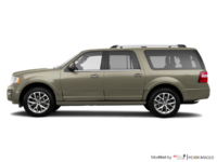 2017 Ford Expedition LIMITED MAX   Photo 1   White Gold Metallic