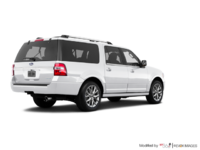 2017 Ford Expedition LIMITED MAX   Photo 2   White Platinum Metallic