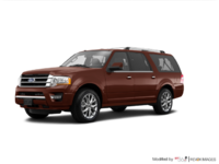 2017 Ford Expedition LIMITED MAX   Photo 3   Bronze Fire Metallic