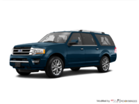 2017 Ford Expedition LIMITED MAX   Photo 3   Blue Jeans Metallic