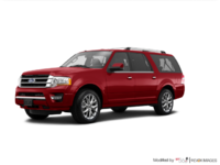2017 Ford Expedition LIMITED MAX   Photo 3   Ruby Red Metallic