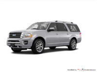2017 Ford Expedition LIMITED MAX   Photo 3   Ingot Silver Metallic