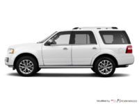 2017 Ford Expedition LIMITED | Photo 1 | White Platinum Metallic