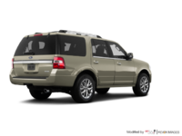 2017 Ford Expedition LIMITED | Photo 2 | White Gold Metallic