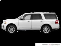 2017 Ford Expedition PLATINUM | Photo 1 | White Platinum Metallic