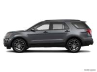 2017 Ford Explorer SPORT | Photo 1 | Magnetic Grey