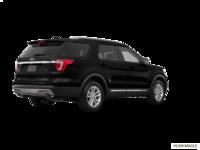 2017 Ford Explorer XLT | Photo 2 | Shadow Black