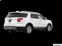 2017 Ford Explorer XLT | Photo 2 | White Platinum