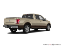2017 Ford F-150 LARIAT | Photo 2 | White Gold/Caribou