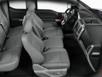 2017 Ford F-150 LARIAT | Photo 1 | Medium Earth Grey Leather Bench (EG)