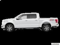 2017 Ford F-150 PLATINUM | Photo 1 | White Platinum Metallic